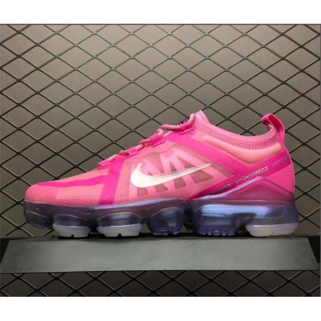 Womens Nike Air VaporMax Pink Silver