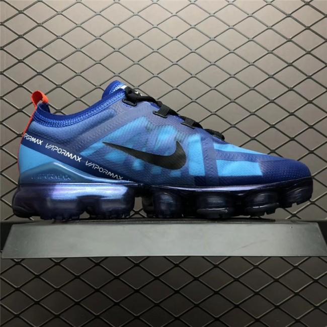 Mens Nike Air VaporMax Blue AR6631-400 Running Shoes