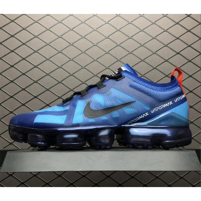 Mens Nike Air VaporMax Blue AR6631-400 Running Shoes