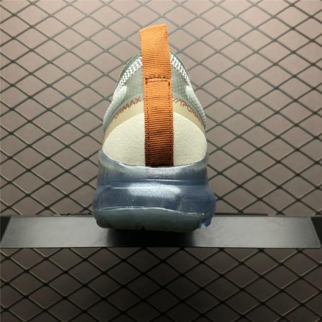 Mens Nike Air VaporMax Light Olive Vintage Lichen Dark Russet