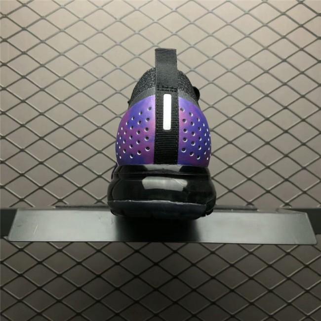 Mens/Womens Nike Air VaporMax Flyknit 2.0 Black Night Purple