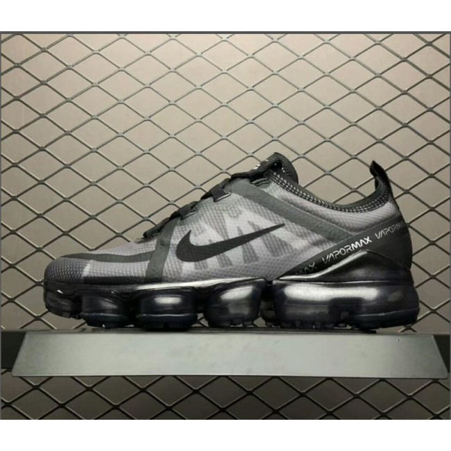 Mens/Womens Nike Air VaporMax Flyknit Black Grey