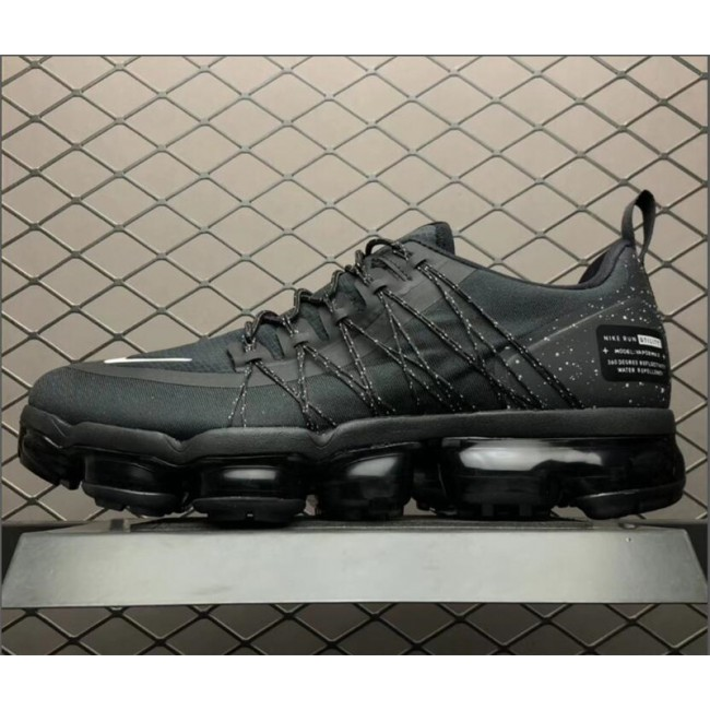 Mens Nike Air VaporMax Run Utility Black White