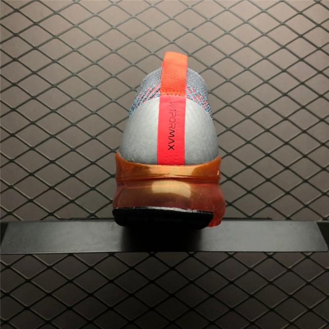 Womens Nike Air VaporMax Flyknit 3.0 Black Blue Pink